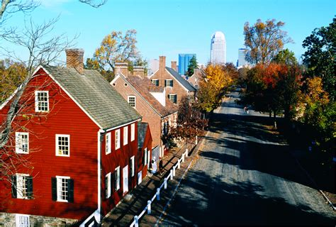 old salem museum and gardens