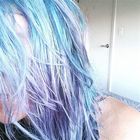 mermaid colored hair how to get mermaid hair bombchel