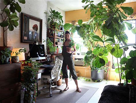 crazy plant lady summer rayne oakes turns flat