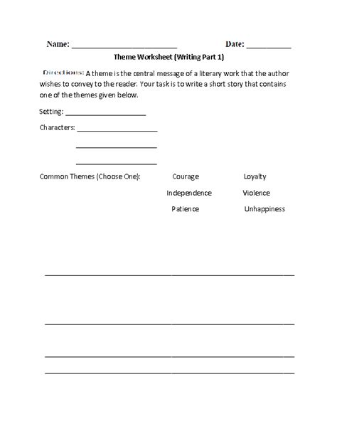 englishlinx com theme worksheets englishlinx com theme worksheets