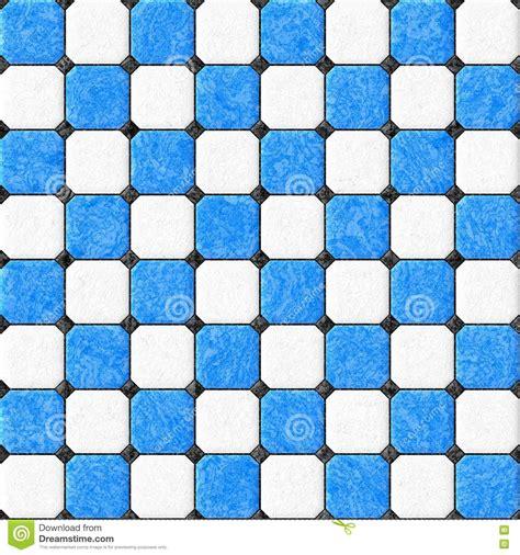 blue pattern floor tiles blue white floor tiles seamles pattern texture background