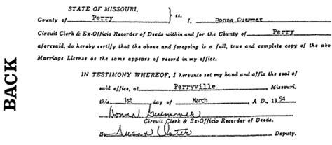 Missouri Notary Public Handbook DCI