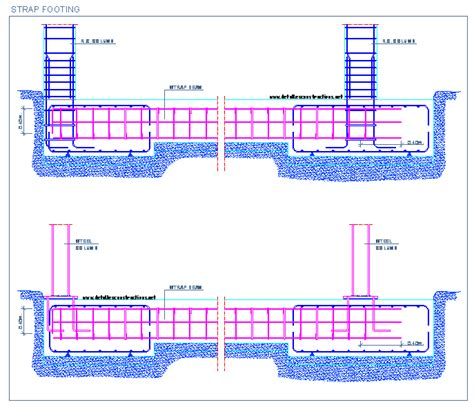 Structural Design Of Mat Foundation by Footings Shallow Foundations Structural