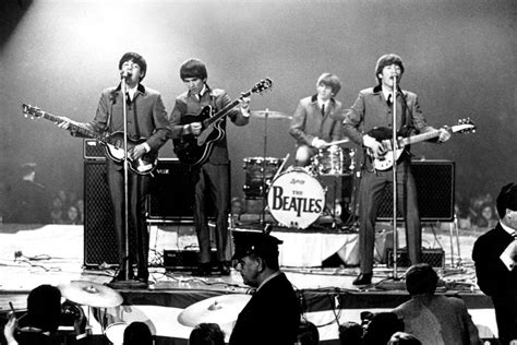 shown in beatles firsts on stage soapbox nz