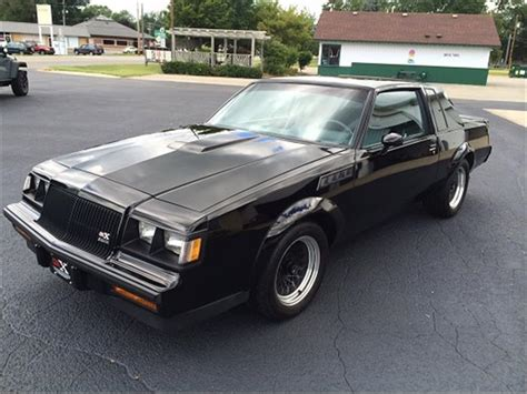 1987 buick gnx for sale black 1987 buick classic car in