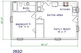 Marvelous House Plans With Inlaw Quarters #6: Garage-Man-Cave ...