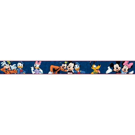 Kitchen Wallpaper Borders Ideas York Wallcoverings Walt Disney Kids Ii Mickey Amp Friends