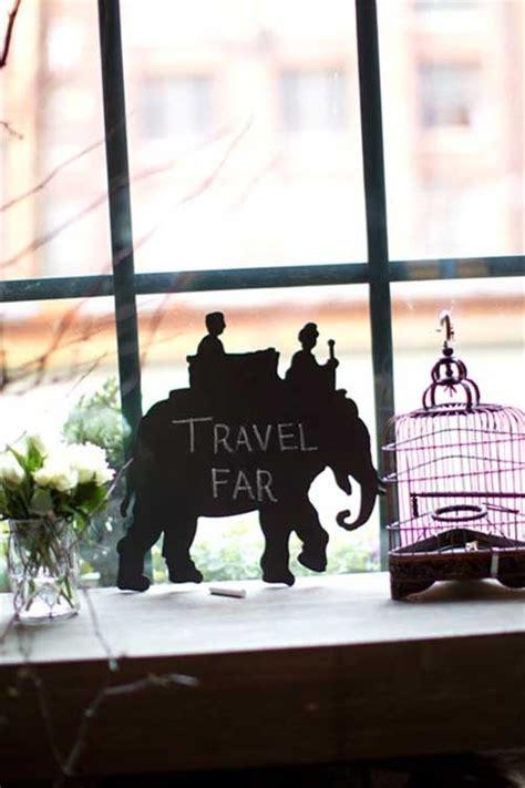 chalkboard paint india chalkboard elephant chez renee l elephant terrible