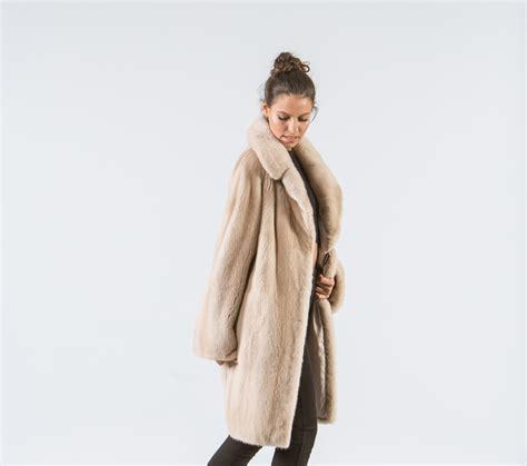 palomino mink fur coat 100 real fur coats haute acorn
