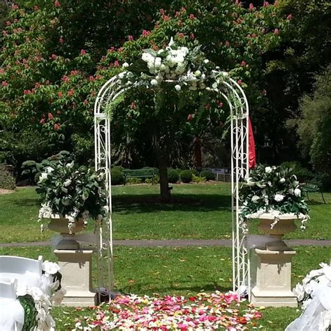 Garden Decoration Hire wedding arch decorations hire images wedding dress