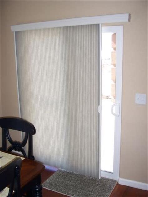 Cellular Shades For Patio Doors Slide Vue Cellular Shades For That To Cover Patio Door Yelp