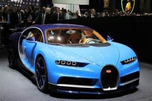 Bugatti Automatic 2017 Bugatti Chiron The 2 5 Million 1500 Hp Of