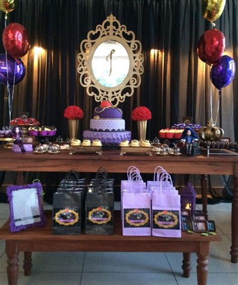 125 best disney descendants birthday party theme ideas and 125 best images about disney s descendents party on