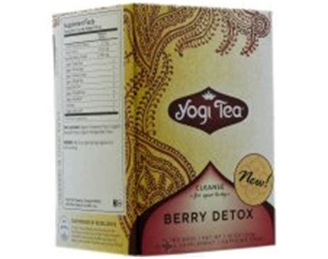 Detox Near Golden Co by Berry Detox Tea 16bags 3 14ea From Yogi Teas Golden