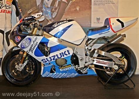 Suzuki Tasmania Suzukis 50th Tt