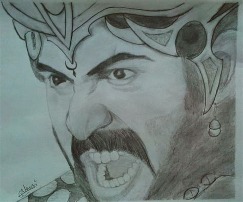 Bahubali 1 Sketches by 12 Best Images About Fan On Acrylics