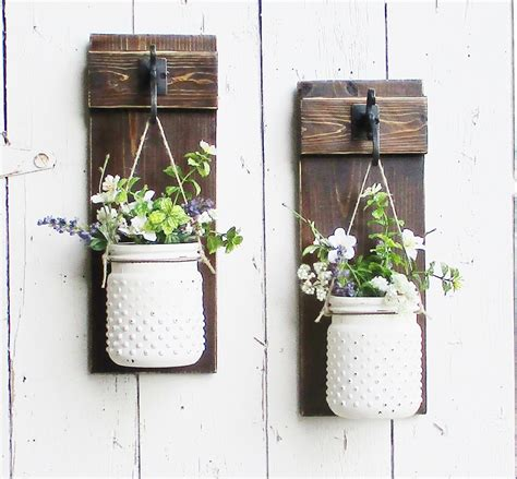 Wall Decorations by New Rustic Chic Farmhouse Wall Decor On By Cottagehomedecor
