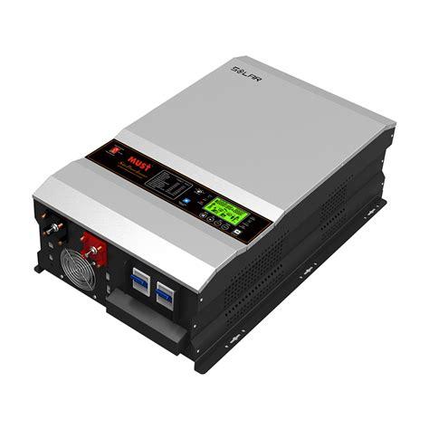 Inverter Must must hybrid inverter pv3500 series solar warehouse