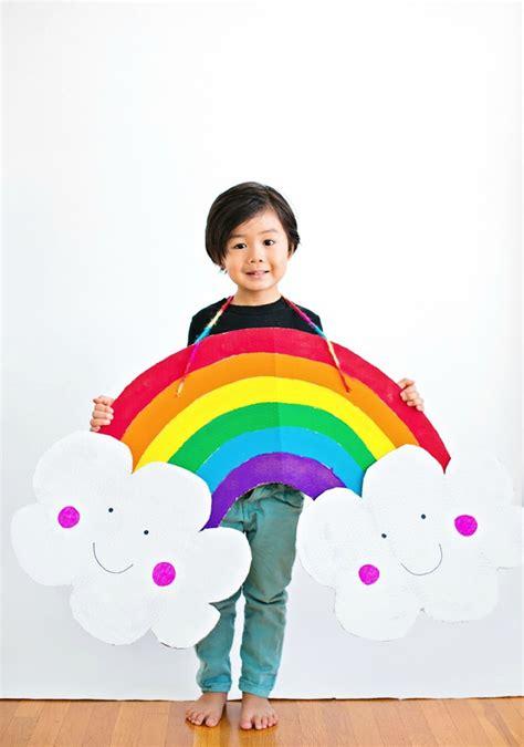 disfraz casero para beb s de arcoiris disfraces caseros y disfraces caseros ash pok 233 mon decoideas net