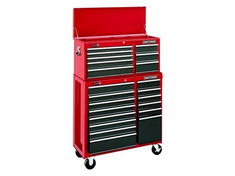 craftsman 8 drawer tool chest combo craftsman 40 quot 8 drawer top tool box 14 drawer rolling