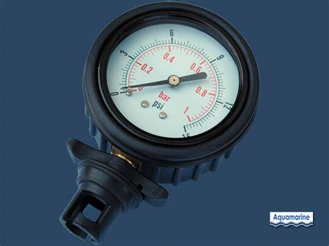 inflatable boat pump with pressure gauge air pressure gauge for inflatable boat aquamarine