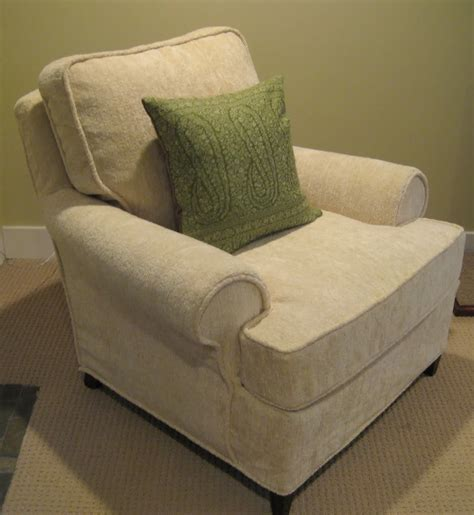slipcover for chair add club chair a whole new look only with club chair