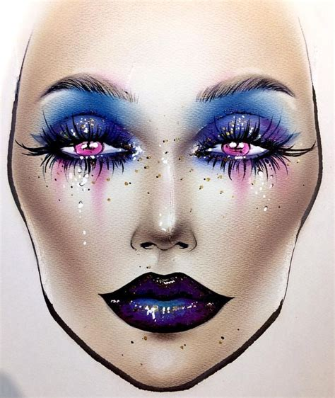 the 25 best mac face charts ideas on pinterest face the 25 best face charts ideas on pinterest halloween
