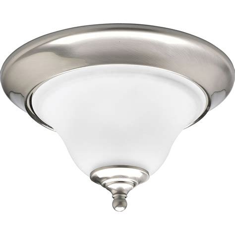 Progress Light Fixtures Progress Lighting P3475 09 Flush Mount Ceiling Fixture