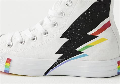 converse pride  collection release date sneaker bar