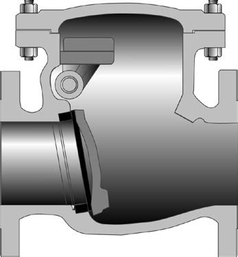 crane swing check valve crane 147 1 2xu 6in cast steel swing check valve 150