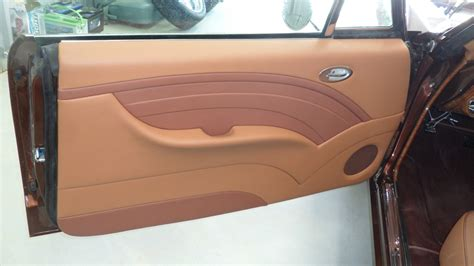 Door Upholstery by Frank S Rods Upholstery Chevy Chevelle Custom