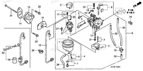 honda eu2000i parts diagram all years eu2000i ac honda generator carburetor diagram