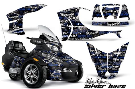 Rt Ck can am brp spyder rts 2010 2013 graphics kit