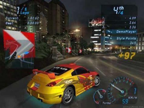 full version nfs underground free download need for speed nfs underground 1 game pc full version free