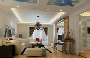 Modern Drop Ceiling Ideas Beauteous Living Room With Modern Drop Ceiling Combined