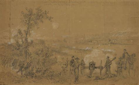 battle  malvern hill richmond national battlefield