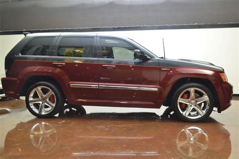 2008 Jeep Grand Srt8 Price 2008 Jeep Grand Pictures Cargurus