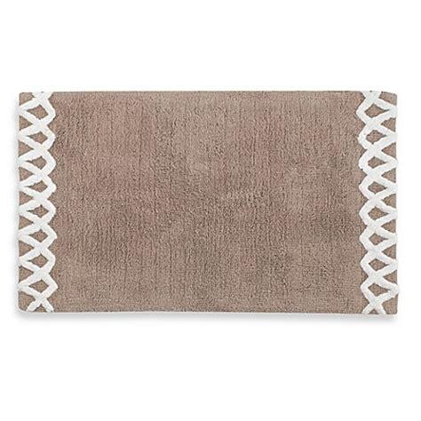 barbara barry rugs barbara barry 174 poetical bath rug bed bath beyond