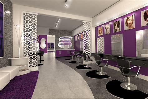Beauty Salon Decor Purple Salon Fashion Toy Rocket 3d Llc