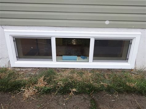 installing basement windows how to replace vinyl basement windows jeffsbakery