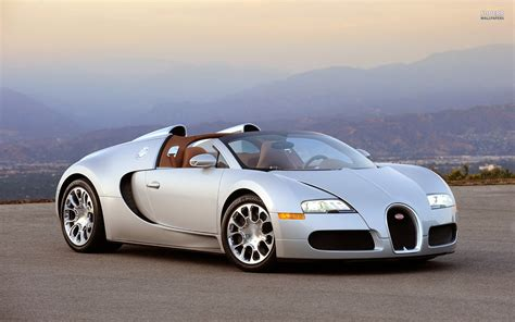 In A Bugatti Ambitious And Combative Bugatti Veyron