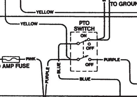 deere pto clutch diagram free engine image for