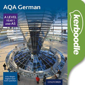 aqa a level year 0198366906 aqa a level year 1 and as german kerboodle oxford university press