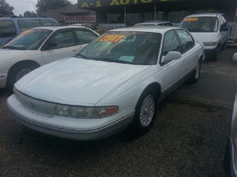 1994 chrysler lhs for sale 1994 chrysler lhs sedan for sale in conway myrtle