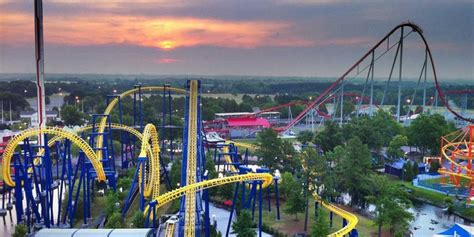 Amusement Park best amusement parks in america business insider