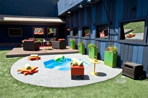 big brother backyard big brother 14 house backyard big brother network