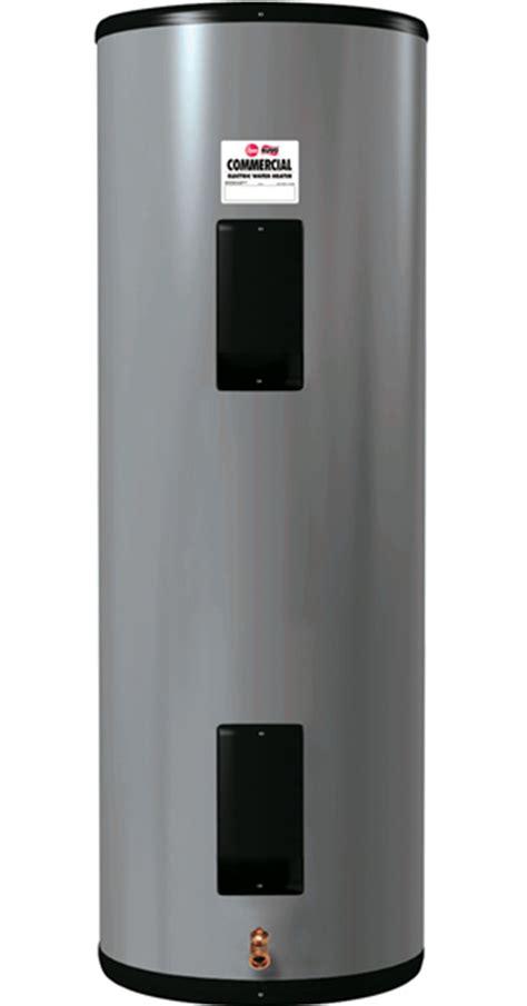 light commercial water heater rheem eld66 light duty electric commercial water heater 480v