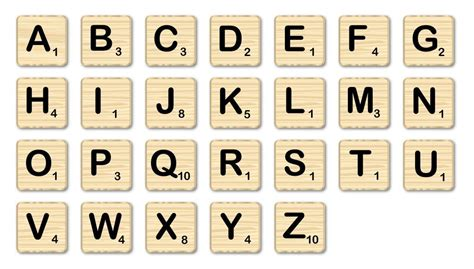 scrabble letters and points scrabble letter points where to buy scrabble letters