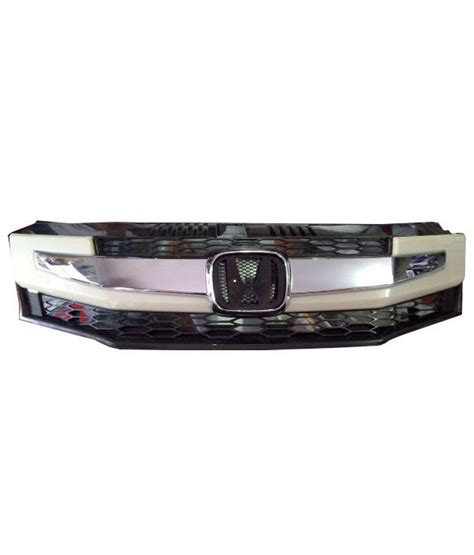 logo honda city performance zone honda city i vtec front grill without
