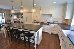kitchen island instead of table kitchen with big island matt n surrella s taste